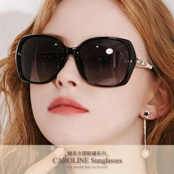 《Caroline》年度最新網紅款潮流百搭抗UV時尚太陽眼鏡 72185