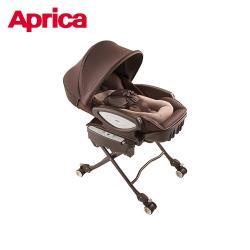【Aprica】YuraLism AUTO Premium Plus智慧型高低可調式電動安撫餐椅搖床