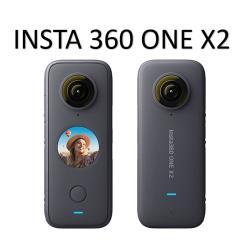 【新品現貨】 Insta360 One X2 全景相機 運動相機 5.7K 全景影片 隨身相機(買就送64G記憶卡)
