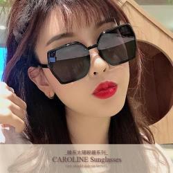 《Caroline》年度最新網紅款潮流百搭抗UV時尚太陽眼鏡 72122