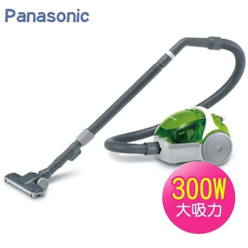 【Panasonic國際牌】300W大吸力無紙袋吸塵器MC-CL630/