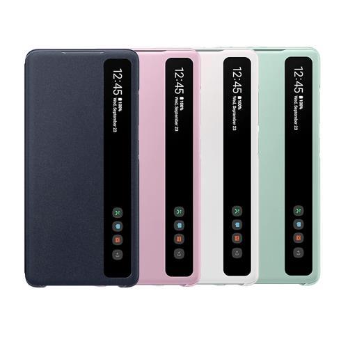 SAMSUNG Galaxy S20 FE / S20 FE 5G 原廠全透視感應皮套 (公司貨-盒裝)