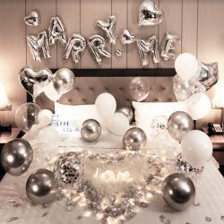 奢華驚喜求婚氣球套餐