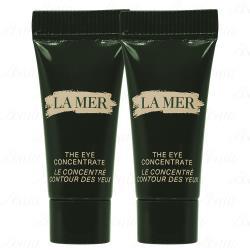 LA MER 海洋拉娜 濃萃修復眼霜(3ml)(條狀)*2