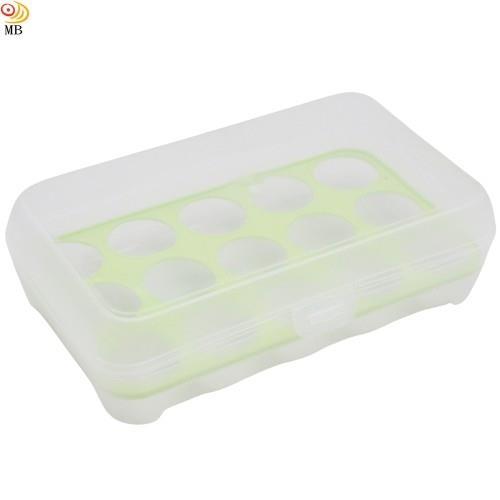 月陽大容量15入雞蛋蛋糕點心保鮮盒多功能收納盒(PG1524)/