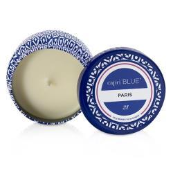 Capri Blue 旅行錫製香氛蠟燭 - 巴黎 Printed Travel Tin Candle - Paris 241g/8.5oz