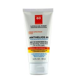 理膚寶水 安得利防曬乳Anthelios 60 Melt-In Sunscreen Milk (臉部及身體適用) 150ml/5oz