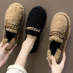 【Alice】 (預購)冬氛甜系好感平底鞋