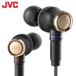 【新春送品味紅酒組】JVC HA-FW1800 Wood系列Hi-Res入耳式耳機 木質振膜耳機