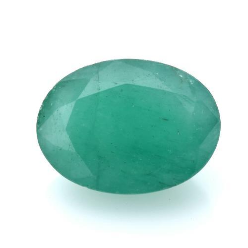 金工坊天然1.96克拉祖母綠裸石/