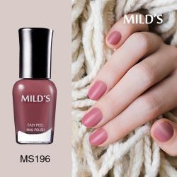 《MILDS曼思》水性可剝指甲油─果凍MS196