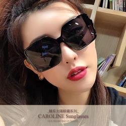 《Caroline》年度最新網紅款潮流百搭抗UV時尚太陽眼鏡 72131