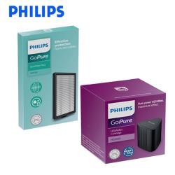 PHILIPS HESA車用杯型除菌機專用濾芯+濾網 一組