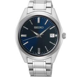 SEIKO 精工 經典簡約紳士腕錶(6N52-00A0B)SUR309P1