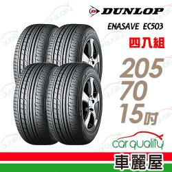 登祿普 ENASAVE RV503 EC503 經濟省油輪胎_四入組_205/70/15(車麗屋)