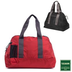 YESON - 台灣精品輕旅行輕量防潑水旅行袋-共2色