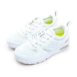 【LOTTO】男 專業STS碟型避震慢跑鞋 DAY RIDE系列 白色學生鞋(白銀 0089)