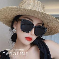 《Caroline》韓系質感熱門款網紅潮流太陽眼鏡72350