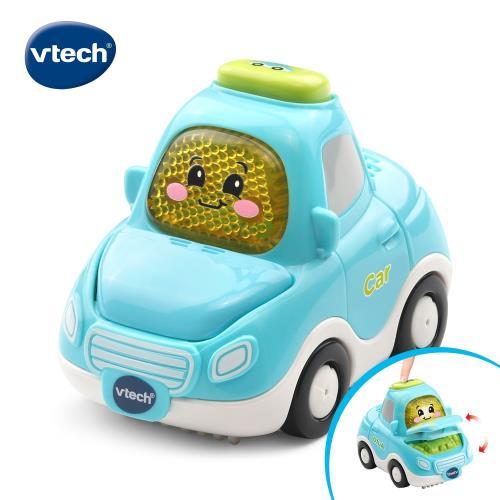 【Vtech】嘟嘟聲光互動車-汽車/