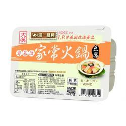 大漢非基改家常火鍋豆腐