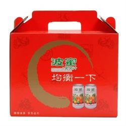 波蜜 果菜汁335mlx12入(禮盒裝)