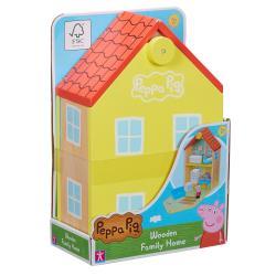 【 Peppa Pig 】粉紅豬小妹 (木製)豪華房屋