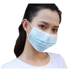 (50盒1組) 成人防塵口罩(50入)-非醫療 藍色