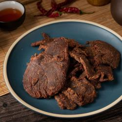 【新東陽】辣味大小包牛肉乾_共5包(230g*2入+100g*3入)