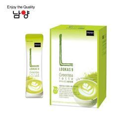 Namyang 韓國南陽乳業 LOOKAS 9 抹茶拿鐵 Green Tea Latte 30包入