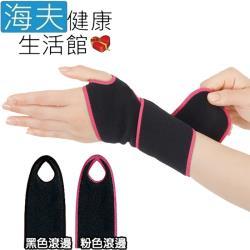 百力肢體裝具(未滅菌) 海夫健康生活館 ALPHAX MICHIKO 功能性手腕護帶 1入 日本製