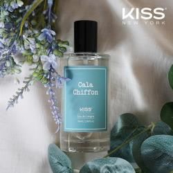 KISS New York 中性淡香水50ml(桉樹雪紡)