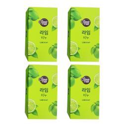 【微風如沐】韓國萊姆C透亮淨膚4盒組