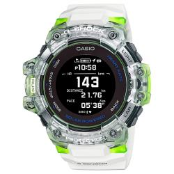 CASIO G-SHOCK GBD-H1000-7A9 太陽能心率偵測與GPS衛星定位腕錶