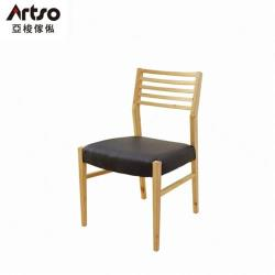 【Artso 亞梭】AKATSUKI 曉-日本檜木餐椅(餐椅/實木家具/檜木)