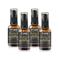 澳洲Pure Papayacare 番木瓜亮澤滋養精華油20mlx4入組