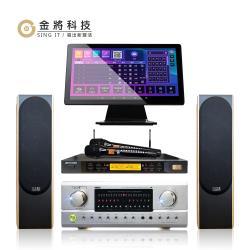 【金將科技】KKPAD 21.5吋安卓雲端觸控屏震撼好聲音卡拉OK/KTV組