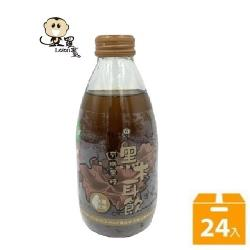 【羅東鎮農會】羅董有機黑糖黑木耳飲245mlx24瓶/箱