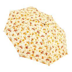RAINSTORY雨傘-稻荷秋園(橘)抗UV雙人自動傘