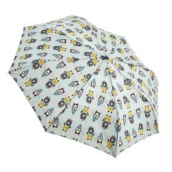RAINSTORY雨傘-熊與企鵝抗UV雙人自動傘