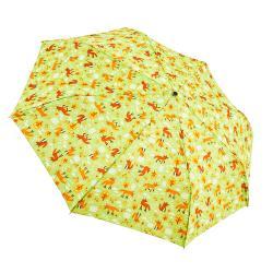 RAINSTORY雨傘-稻荷秋園(綠)抗UV雙人自動傘