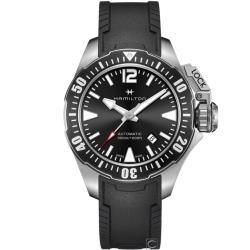 Hamilton 漢米爾頓 卡其海軍系列蛙人300米機械錶(H77605335)42mm