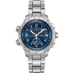 Hamilton 漢米爾頓 Khaki X-Wind 御風者計時腕錶(H77922141)
