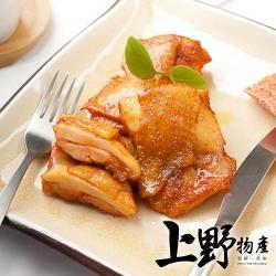 【上野物產】香甜吮指蜜汁雞腿排(100g±10%/片)x12片