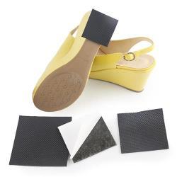 (JHS杰恆社)預購los0078正方形高跟鞋鞋底防滑貼黑色方形防滑耐磨貼女鞋底保護貼