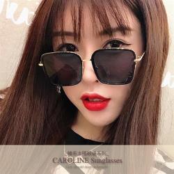 《Caroline》年度最新網紅款潮流百搭抗UV時尚太陽眼鏡 71926