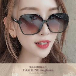 《Caroline》年度最新網紅款潮流百搭抗UV時尚太陽眼鏡 72179