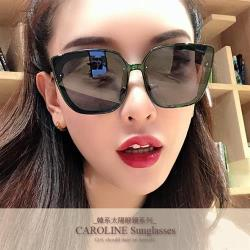 《Caroline》年度最新網紅款潮流百搭抗UV時尚太陽眼鏡 71956