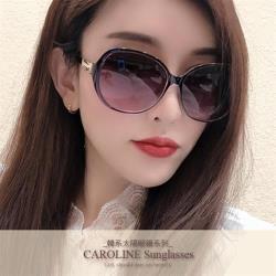 《Caroline》年度最新網紅款潮流百搭抗UV時尚太陽眼鏡 71966