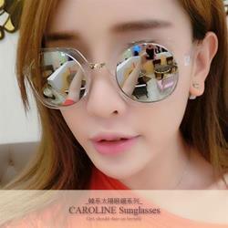 《Caroline》年度最新網紅款潮流百搭抗UV時尚太陽眼鏡 71933