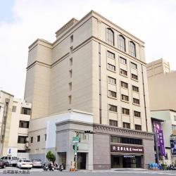 台南【富華大飯店】1泊1食雙人(平日升等家庭房或雅緻客房)